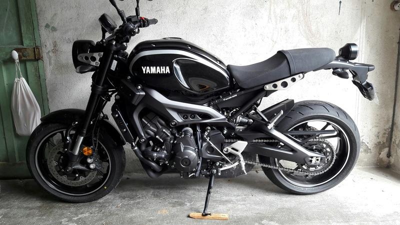 Photos de toutes les Yamaha XSR 900 du forum ! :) 20170310