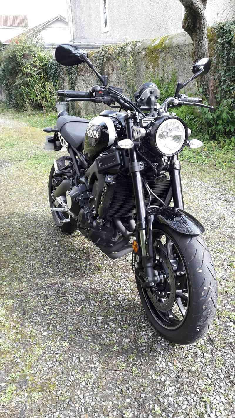 Photos de toutes les Yamaha XSR 900 du forum ! :) 20170313