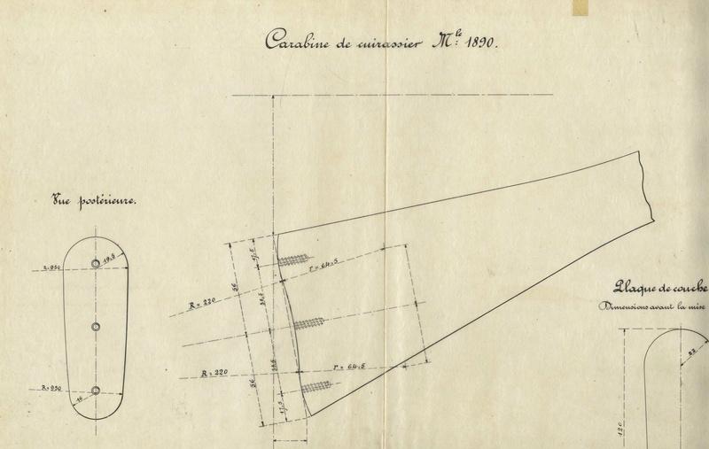 Carabines et mousqueton Berthier . Berthi11