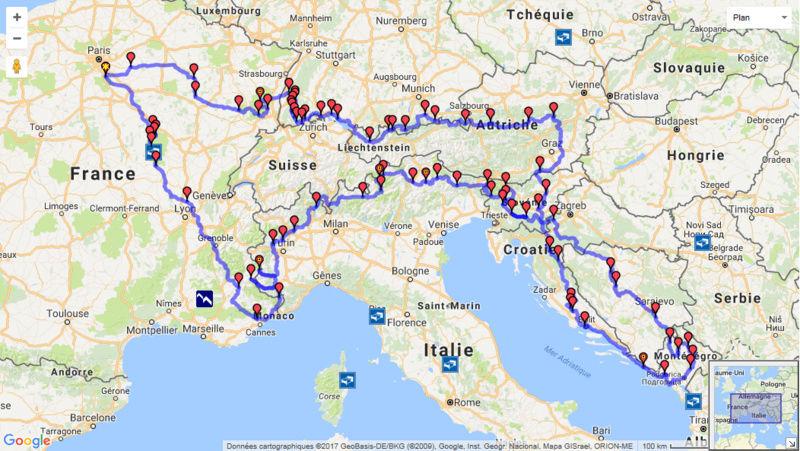Quand Ratus fait le tour du monde... Ou presque (Vol. III) Europe10