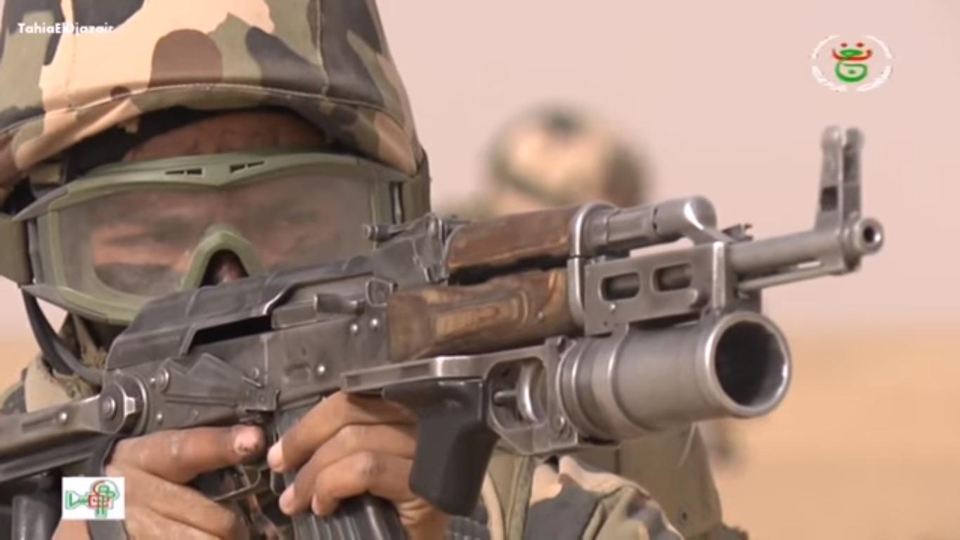 Armée Algérienne (ANP) - Tome XIV - Page 2 Iuiytu10