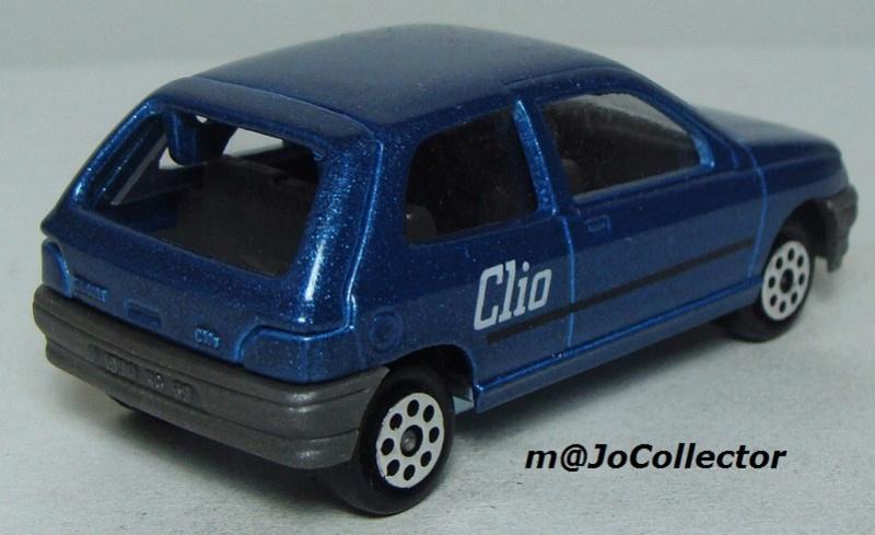 N°207S/208S RENAULT CLIO I 207s-212