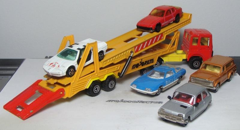 N°3090 Saviem PS30 Porte Autos 3061-310