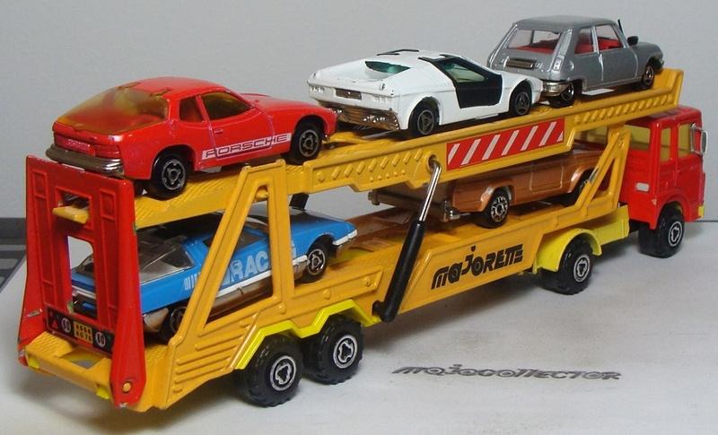 N°3090 Saviem PS30 Porte Autos 3061-312
