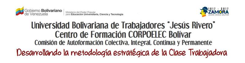 Foro ACICP Corpoelec Bolívar 2015