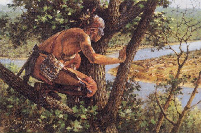 Samedi 17 juin Trois ptits tours et puis s'en vont, au pays des caribous ! (1758) Eclair10