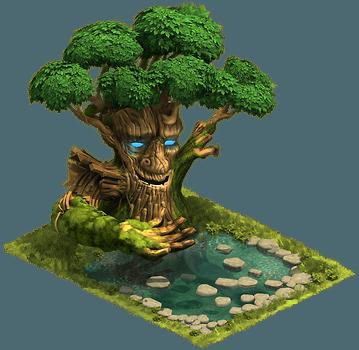 Event : charming tree Tree0110