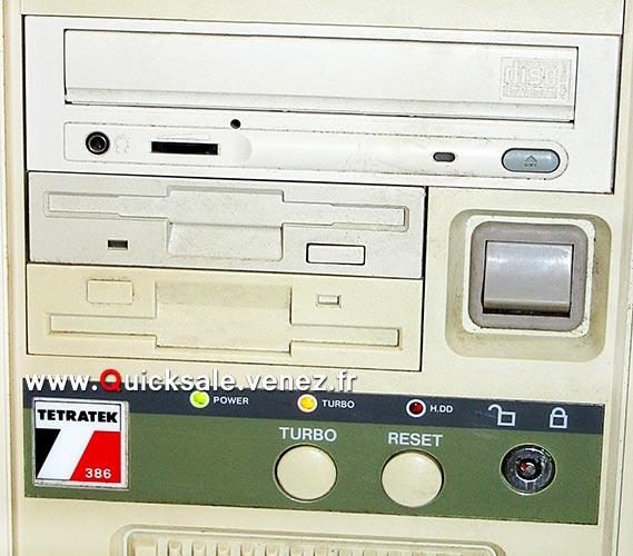 [VENDU] Tetratek 386SX Windows 3.11 100€ 386a10