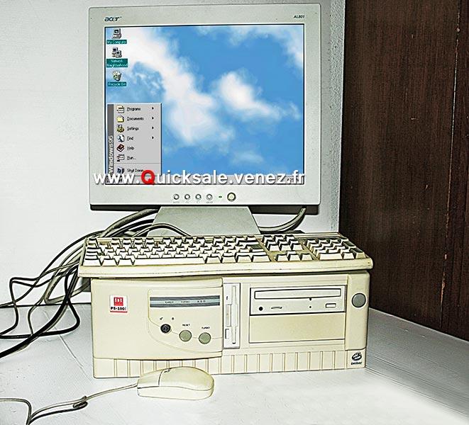[VDS] Tour ordinateur   Brett Computer B5-100 Windows 95 -75€ Bcqs110