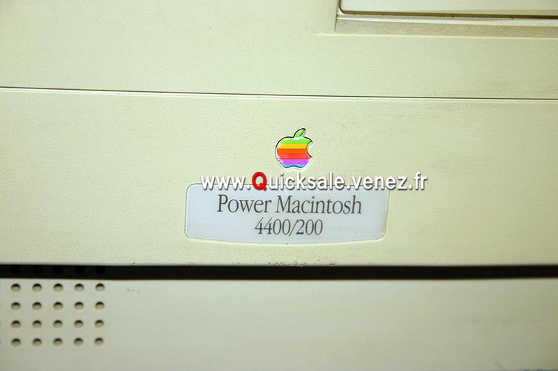 [VENDU] Apple Power Macintosh 4400/200. 70€ Powerm11