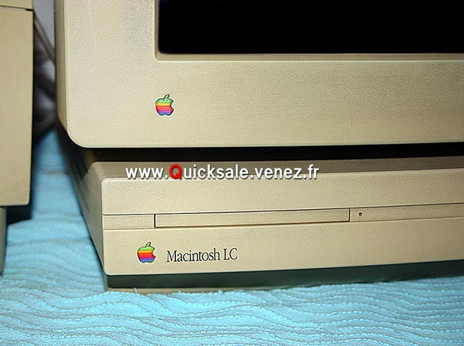 [VENDU] Apple Macintosh LC de 1990 plus... 40€ Qs313