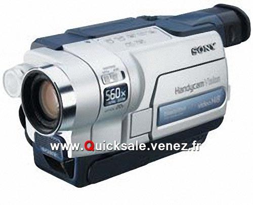[VENDU] Camera SONY TRV418E 50€ Sonytr10