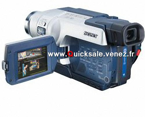 [VENDU] Camera SONY TRV418E 50€ Sonytr11