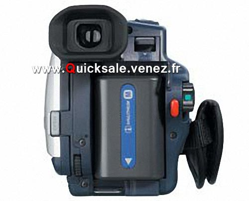 [VENDU] Camera SONY TRV418E 50€ Sonytr12