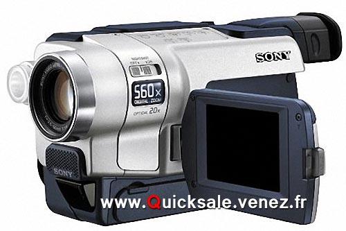 [VENDU] Camera SONY TRV418E 50€ Sonytr13