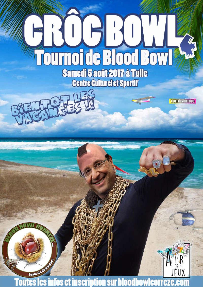 Croc Bowl 2017 : le Samedi 5 août 2017 à Tulle. Crocbo10