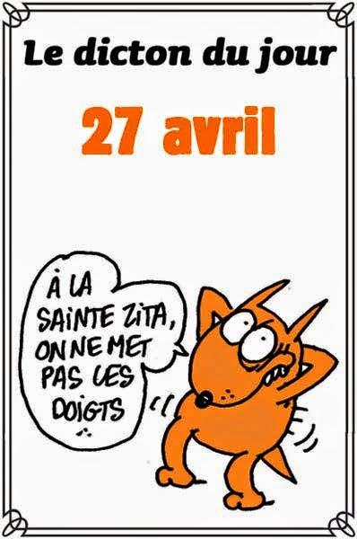 dictons du jour et dictons humour de colette - Page 5 Dicton12