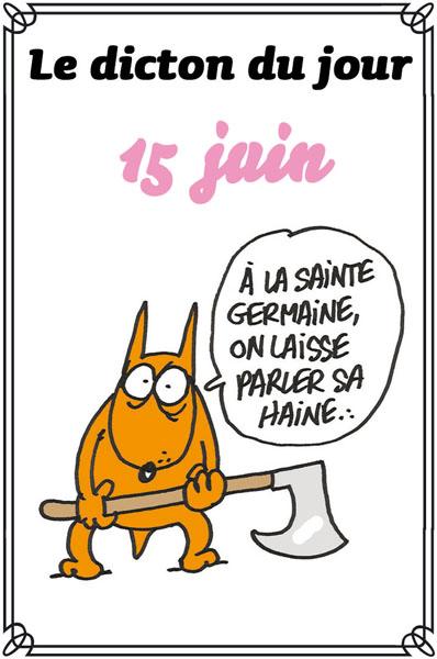dicton du jour / dicton humour Dicton16