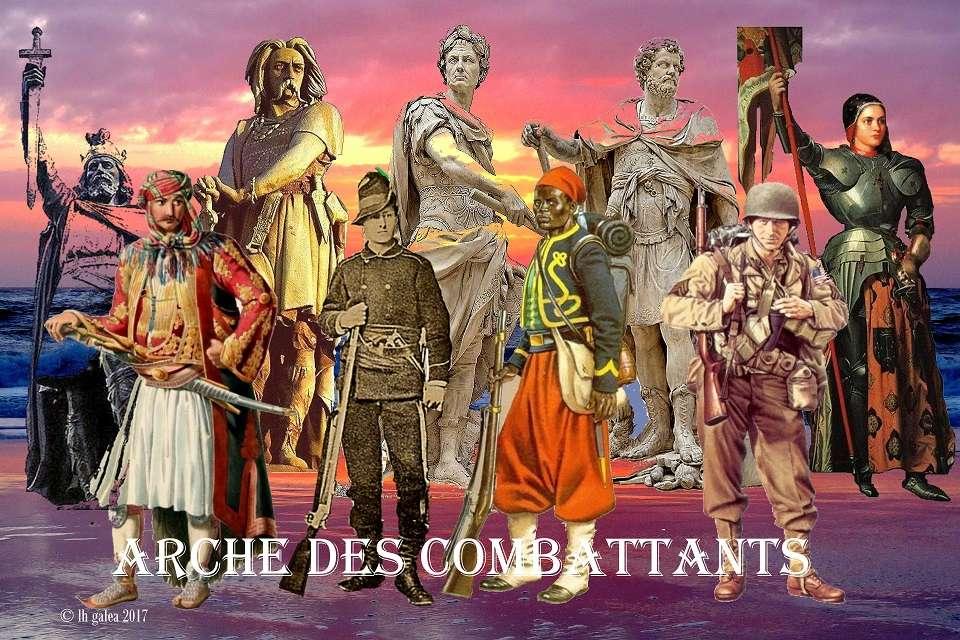 ARCHE DES COMBATTANTS