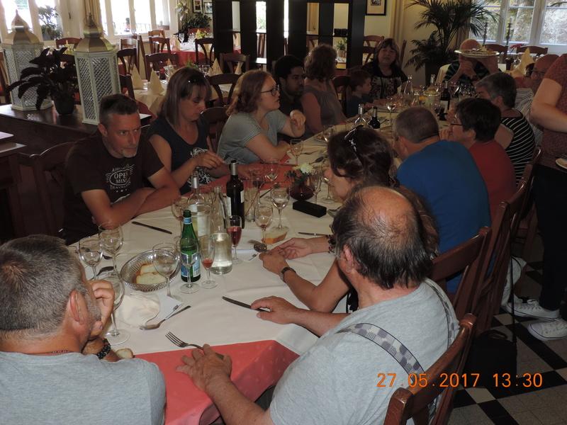 Rassemblement Amical des passionnés d'Eriba (R.A.P.E.) 2017, photos, articles, dialogues et souvenirs.  Dscn3321