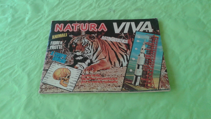 Album Figurine Natura Viva anni 70 20170586