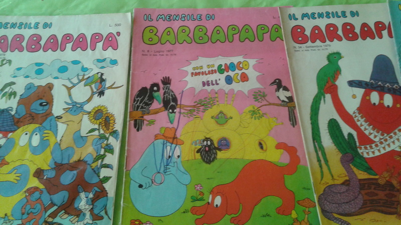 Lotto Barbapapa 20170593