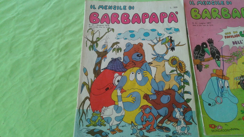 Lotto Barbapapa 20170594