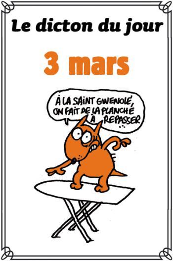 dictons du jour et dictons humour de colette - Page 4 Dicton15