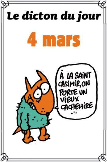 dictons du jour et dictons humour de colette - Page 4 Dicton16