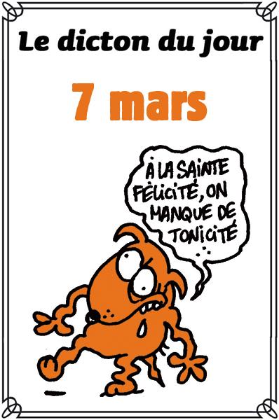dictons du jour et dictons humour de colette - Page 4 Dicton18