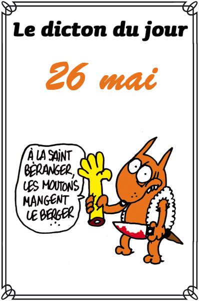 dictons du jour et dictons humour de colette - Page 6 Dicton63