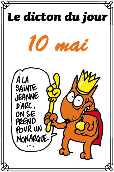 dictons du jour et dictons humour de colette - Page 6 Dicton74