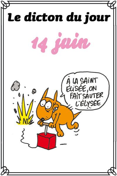 dictons du jour et dictons humour de colette - Page 6 Dicton77