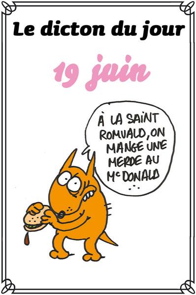 dictons du jour et dictons humour de colette - Page 6 Dicton79
