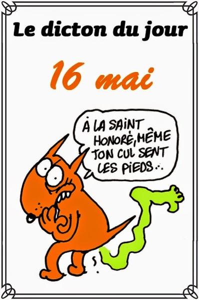 dictons du jour et dictons humour de colette - Page 6 Mauric10
