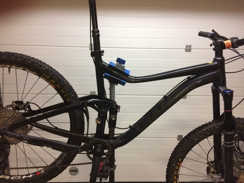 Cadre giant trance 27.5 taille L 2014 Trance11