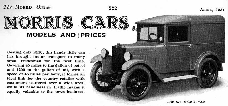 Cyclecar utilitaire - Page 2 1931-s10