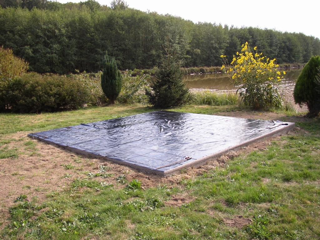 Naissance et adolescence de mon étang P2160010
