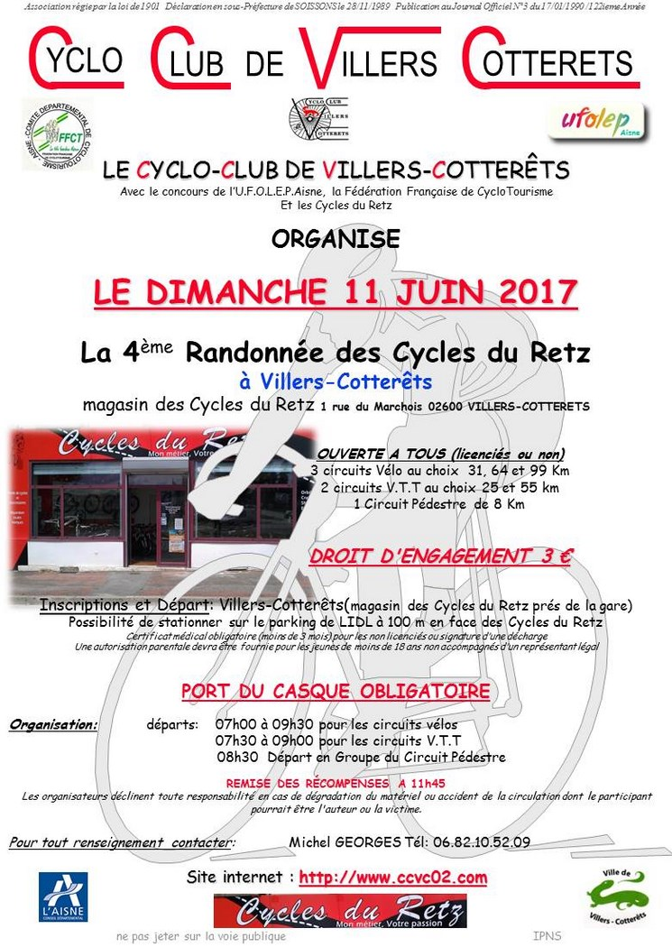 (02) villers cotterets rando cycles du retz -11 juin 2017 266-0111