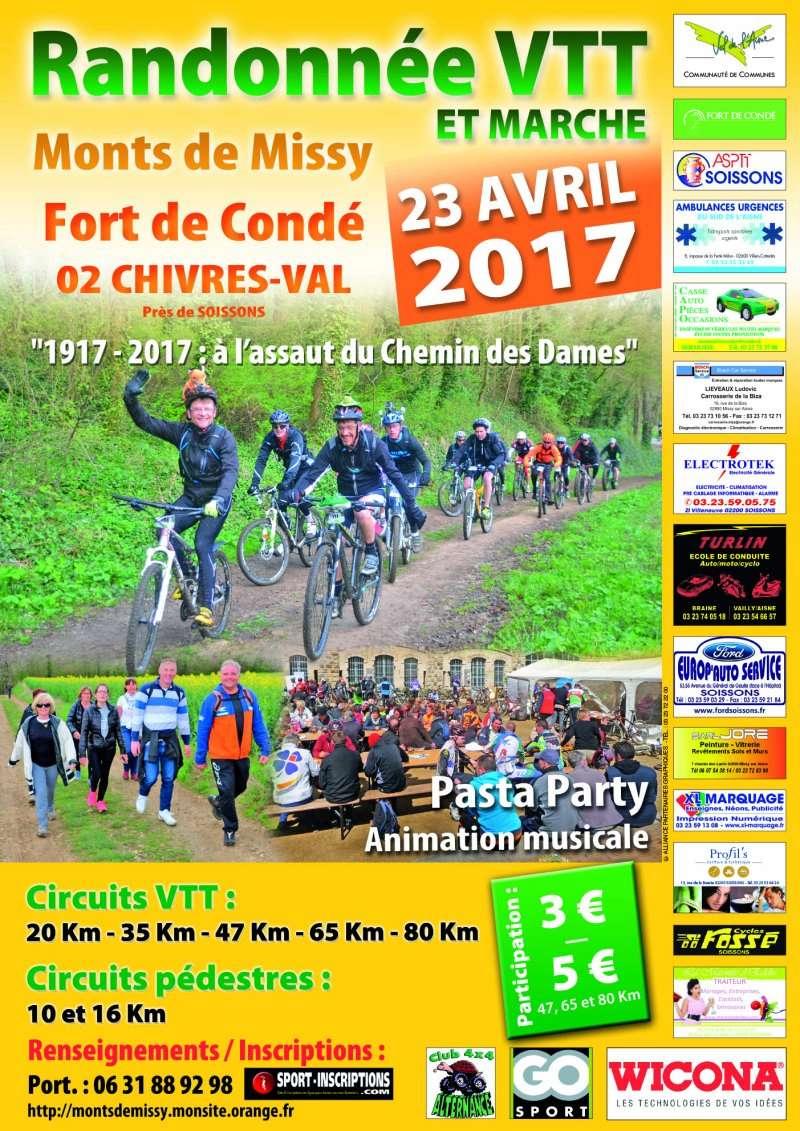 (02) les Monts de Missy 23 avril 2017 - Page 3 Affich10