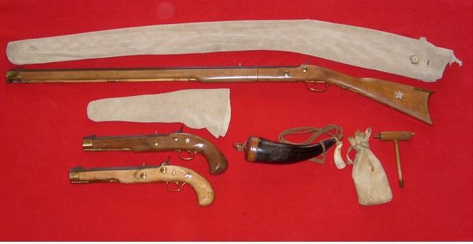 Traditions Kentucky Pistol Kit Build Kentuc10