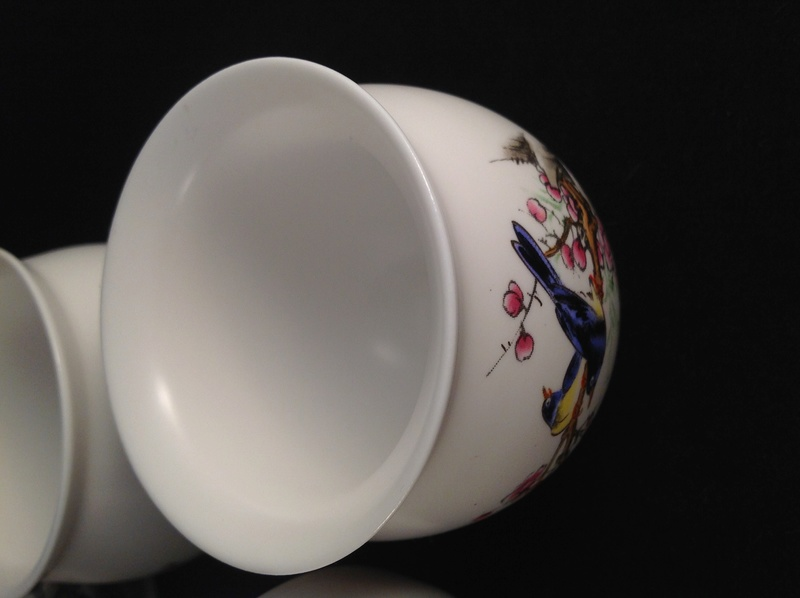 Double walled Japanese tea set Img_6710