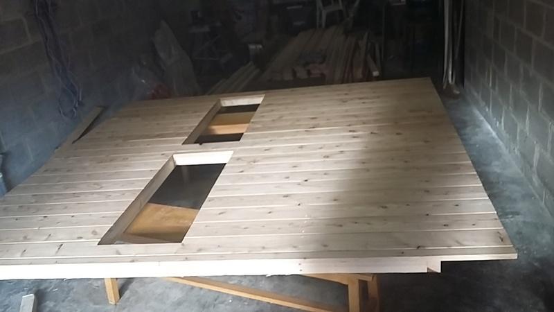 Construction mirador affût  - Page 4 20170455