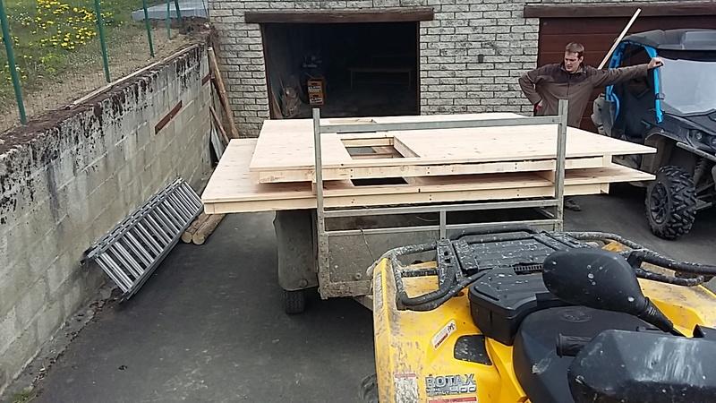 Construction mirador affût  - Page 4 20170459