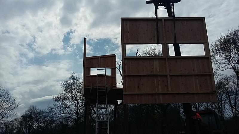 Construction mirador affût  - Page 6 20170486