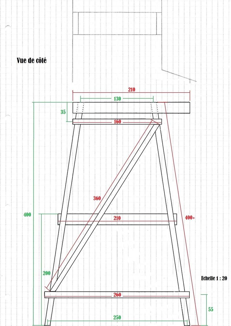 Construction mirador affût  - Page 3 7_cote10