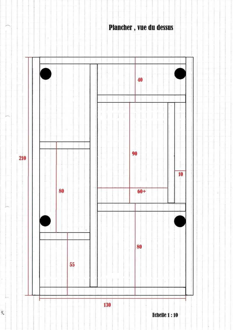Construction mirador affût  - Page 3 9_cote10