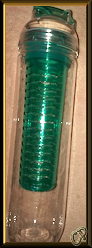 MELIANDA MA-7200 leichte 800 ml Trinkflasche Ausgep11