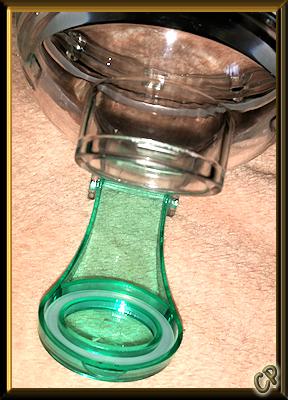 MELIANDA MA-7200 leichte 800 ml Trinkflasche Deckel10