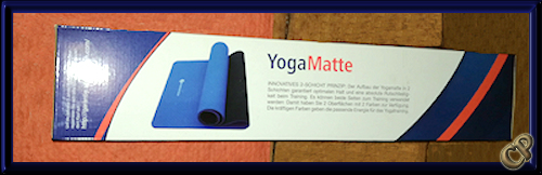 Yoga - Bereich Verpac15